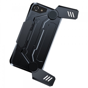 Baseus Gamer Gamepad Case iPhone 8/7 Czarne