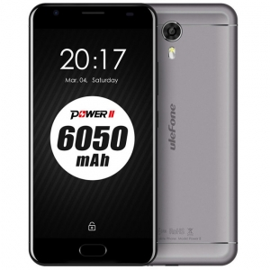 "Ulefone Power 2 Szary 4/64GB 5.5"" LTE"