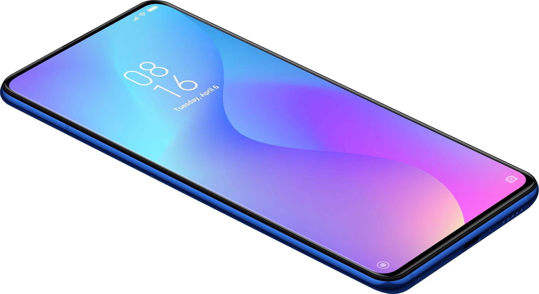 Xiaomi Mi 9T 6/128GB Glacier Blue 48MP NFC ver  EU
