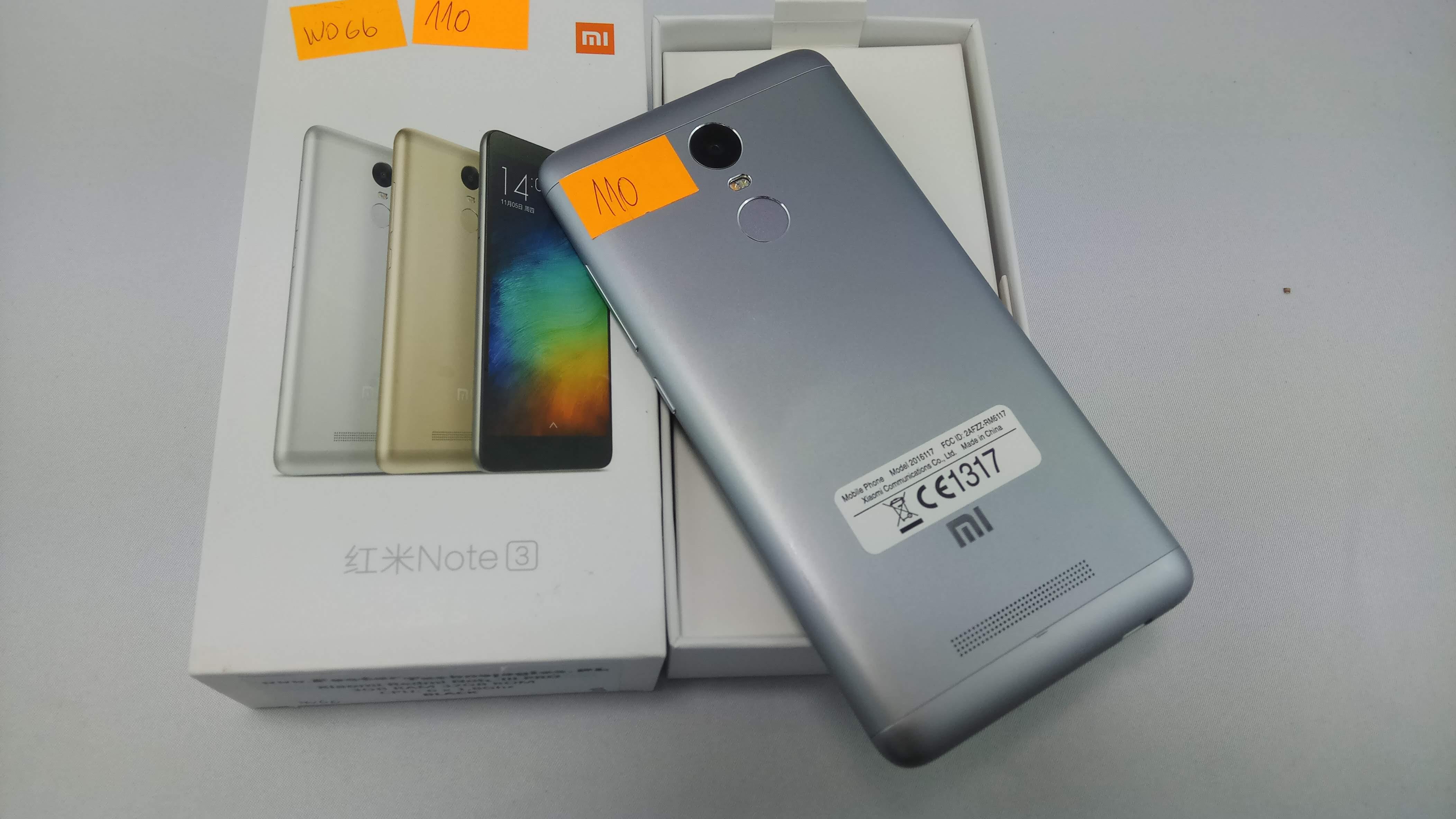 110 Xiaomi Redmi Note 3 Pro 32 Gb Czarny Outlet Foster Technologies Grey Img 20180619 155455 155501